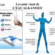 sante eau alcaline