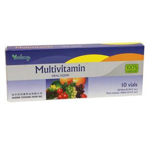 multivitamin sirop