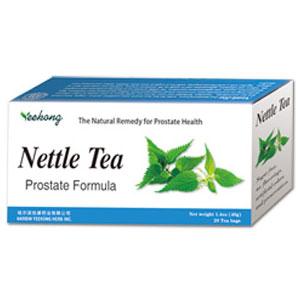 nettle tea prostatite