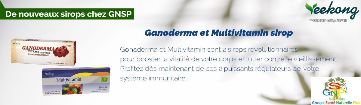 ganoderma multivitamin